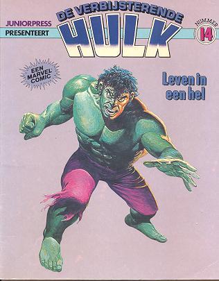 Hulk Album 14
