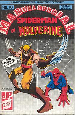 Marvel Special 10