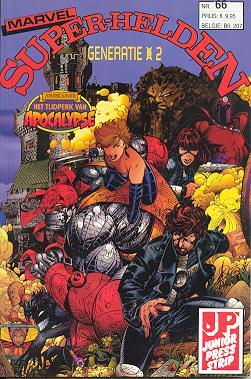Marvel Superhelden 66