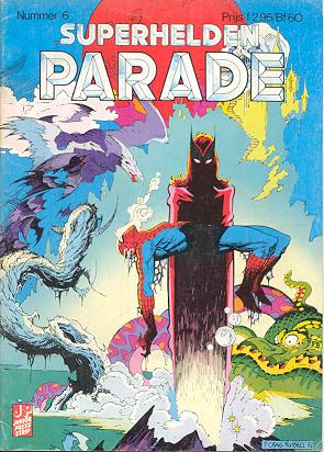 Superhelden Parade 6