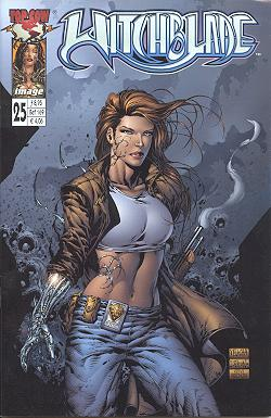 Witchblade 25